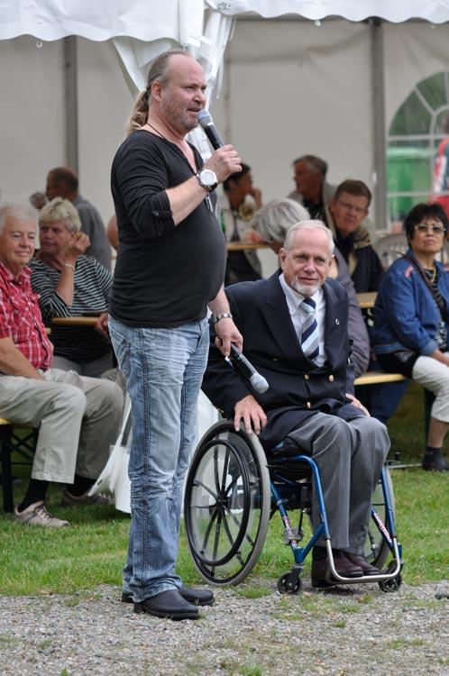 Släktträff i Backamo 2012: Foto: Magnus Pålsson
